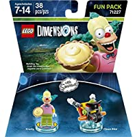 LEGO Dimensions Simpsons Krusty Fun Pack