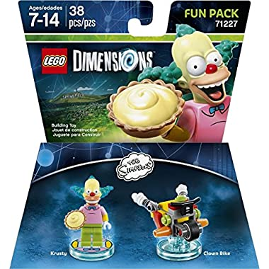 LEGO Dimensions, Simpsons Krusty Fun Pack