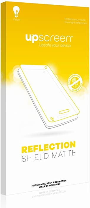 upscreen Reflection Shield Matte Screen Protector for Acer Iconia Tab 8 A1-840FHD, Matte and Anti-Glare, Strong Scratch Protection, Multitouch Optimized