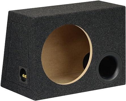 Maxxcount Bass Reflex de subwoofer en Forma de Caja 12 ″/Pared de 30 cm 40L (12 mm): Amazon.es: Electrónica
