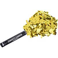 Legend & Co. Confetti Cannons (1 pack) | Air Powdered | Launches up to 25ft | Party Supplies Celebrations, New Year's…