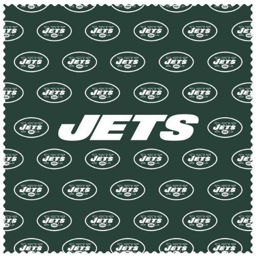 NFL New York Jets Sunglass Microfiber Cleaning Cloth