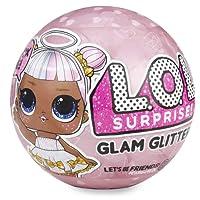 Giochi Preziosi LOL Glitter, Colore Assortito, LLU49000