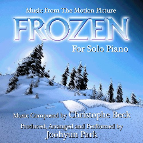 Frozen: Music From The Motion Picture For Solo Piano By