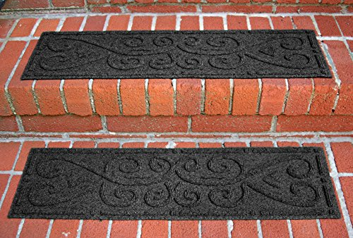 Shield Scroll Treads 30 Inch Charcoal product image