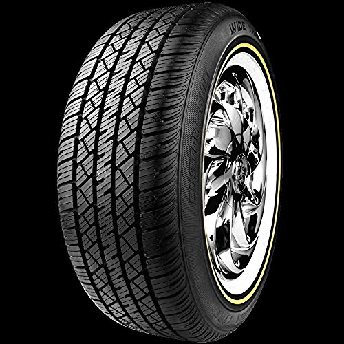 225/60R16 Vogue Wide Trac Touring Tyre Ii Tires by VoGue