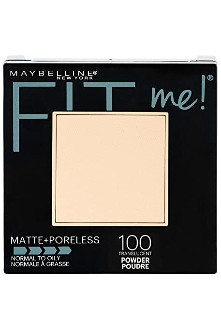 Maybelline New York Fit Me Translucent  Matte