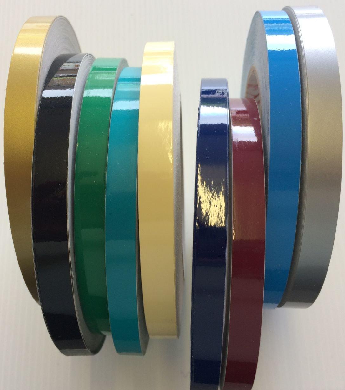 Coach Line   Pin Stripe Tape   15mm   BOAT/CAR/BIKE   Colour Choice   10metres Siaga