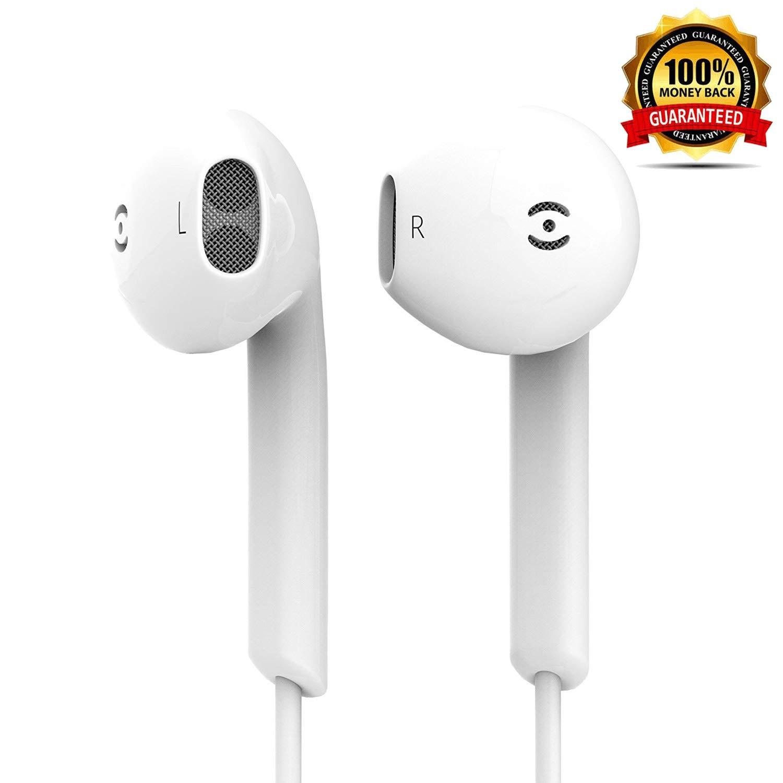 Auricolari con Microfono Huawei,altri audio da 3,5 mm compatibile con tutti i telefoni intelligenti Samsung Galaxy DAREYOU Cuffie con microfono e controllo remoto
