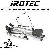 IROTEC(アイロテック)ローイングマシン RM201H トレーニング器具・ボート漕ぎ・ローイングマシーン・筋トレ・有酸素運動