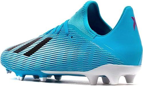 Prescripción parálisis Ingenioso  Amazon.com: adidas X 19.3 - Zapatillas de fútbol para hombre: Shoes