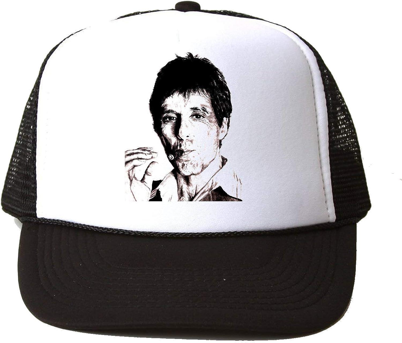 Tony Montana Scarface Baseball Cap Hat Gorra Unisex One Size ...
