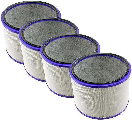 FLAMEER 4 Unidads Filtros Purificadores de Aire Productos de ...