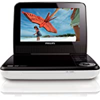 Philips PD7030/98 Portable DVD (White)