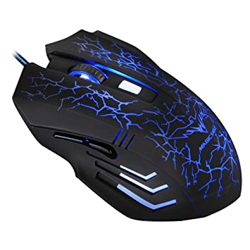 3ff70029a07 HAVIT HV-MS672 2400 DPI Wired Optical Gaming Mouse/Computer/Laptop USB Port