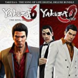 Yakuza 6: The Song of Life Digital Deluxe Preorder - PS4 [Digital Code]