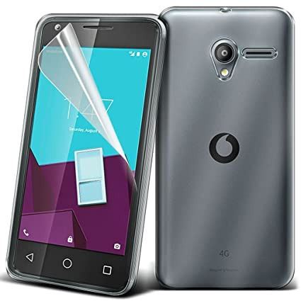 size 40 003e6 d42f2 Amazon.in: Buy Vodafone Smart First 7, TPU clear : (Clear) Vodafone ...
