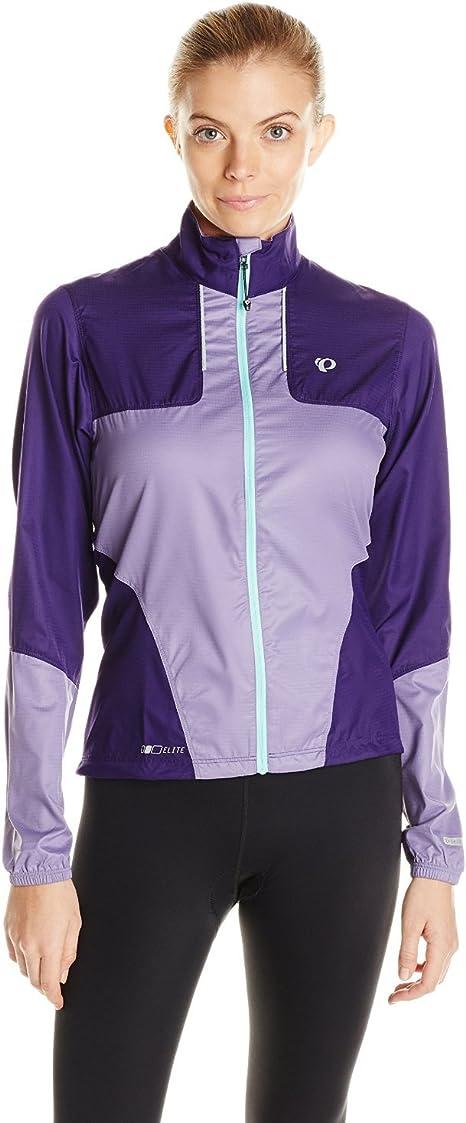 XX-Large Pearl Izumi Womens W Elite Barrier Jacket Purple Haze