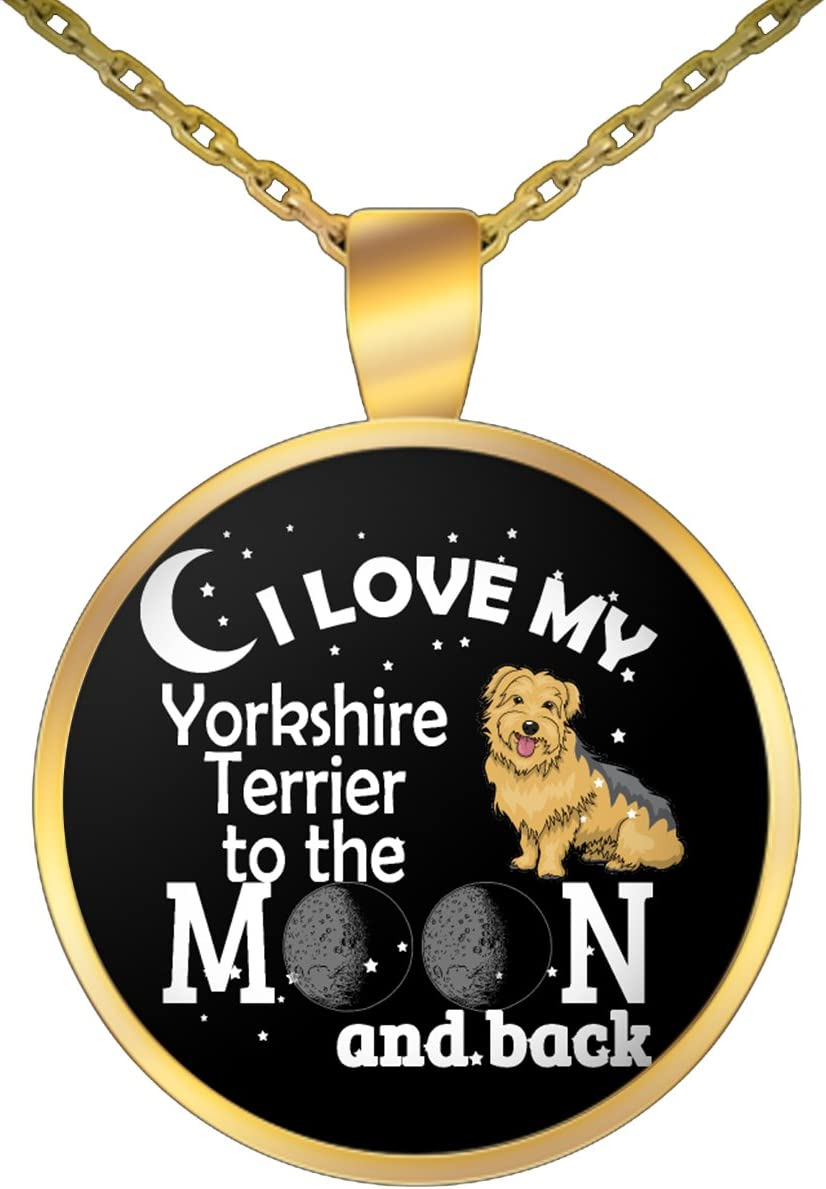 I Love My Shih Tzu Plastic Medallion Key Ring Colour Choice New