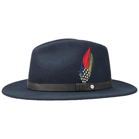 3f98eb85080 Stetson Yutan Women s Men s Felt hat