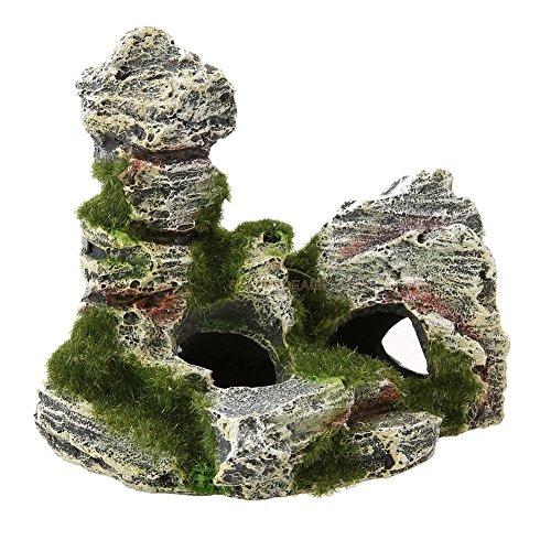 new-aquarium-fish-tank-ornament-rockery-mountain-cave-landscape-underwater-decor-a6-set29