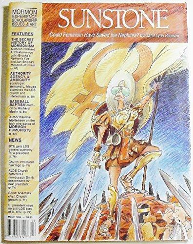 Sunstone Magazine, Volume 19 Number 1, March 1996, Issue 101