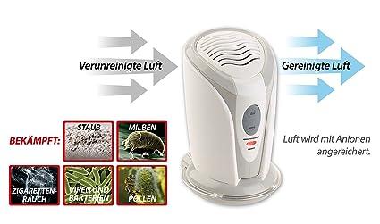 Kühlschrank Ionisator : Newgen medicals nano luftreiniger mini ionisator und luftreiniger