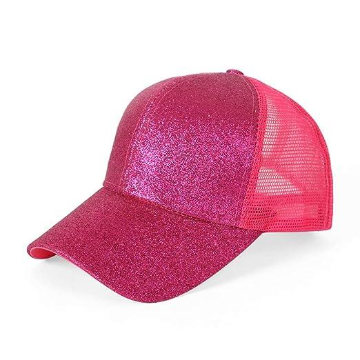 Sombrero mujer lentejuelas gorra de béisbol Europa y los Estados ...