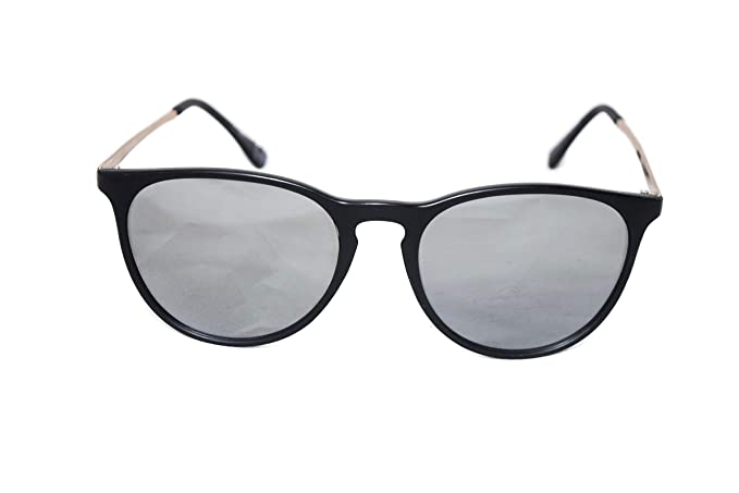 d0e20edc28 VANNALI Gafas de sol hombre y mujer Lentes espejo - Protección UV400 -  VA3594 (beige