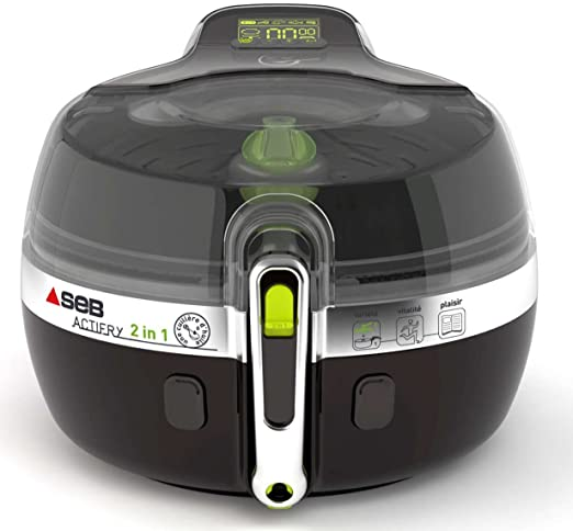 Seb Actifry – Freidora 2 en 1 – yv960100: Amazon.es: Hogar