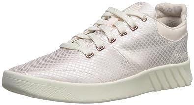 795d1f60235dbf K-Swiss Women's Aero Trainer T Sneaker, Angel Wing/Marshmallow, ...