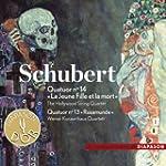 """Schubert: Quatuor No. 14 """"La Jeune Fi..."""