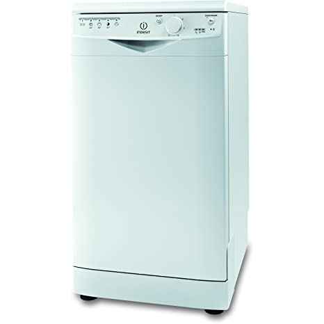 Indesit DSR15B Slimline - lavavajillas blanco