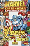 Avengers Roster: Marvel Super Heroes Adventure Game