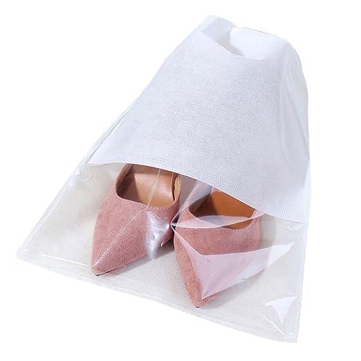 ZhaoCo Bolsa de Zapatos, 5 Piezas Nylon Telas no Tejidas ...