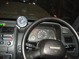 amazon com sunpro cp7901 super tachometer ii black dial automotive review image