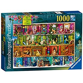 Ravensburger A Stitch in Time 1000 Piece Jigsaw Puzzle
