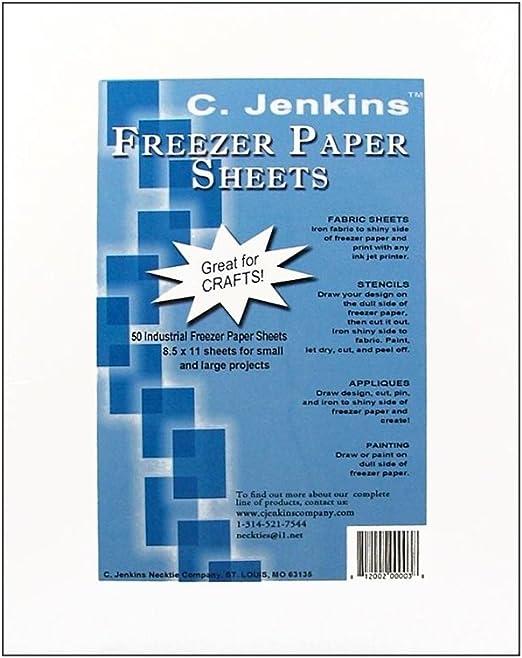 Congelador papel de lija (50 hojas): Amazon.es: Hogar