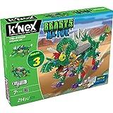 Knex Beasts Alive Tri-Stego Building Set