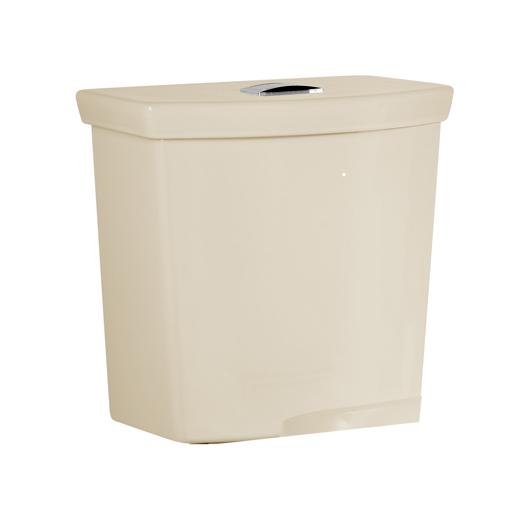American Standard 4133A518.021 H2Option Dual Flush 12'' Rough-In Toilet Tank with Liner, Bone