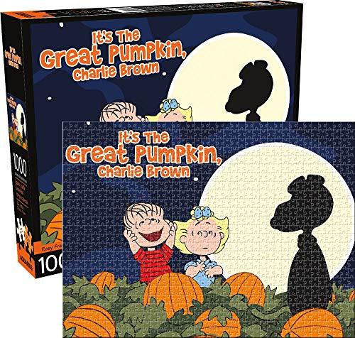 Peanuts Great Pumpkin 1000 Pc Puzzle