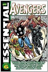 Essential Avengers Volume 6 TPB: v. 6