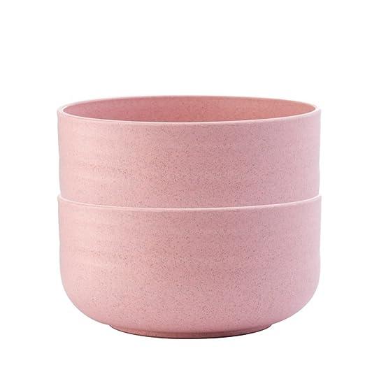 GYC Tazón de Fuente de Fibra de Trigo de microondas Bowl ...