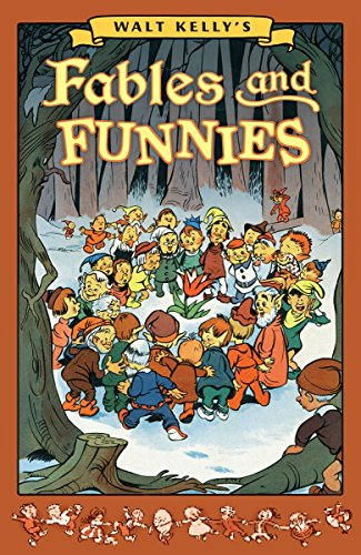 Walt Kelly's Fables and Funnies (Walt Kelly Art)