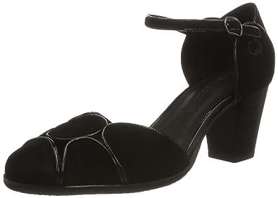 GERRY WEBER Shoes Damen Mary Jane Halbschuhe Villa 07, Beige (Sand), Gr. 39 (UK 6)