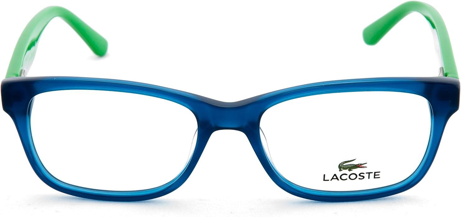 24b1802e71f New Lacoste Men s Eyeglasses L3614 424 4517 45 MM Glasses at Amazon Men s  Clothing store