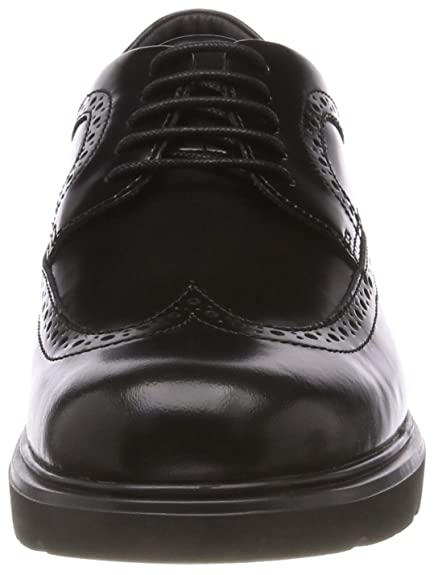Geox Men s s U Arrall B Brogues  Amazon.co.uk  Shoes   Bags c8787210a64