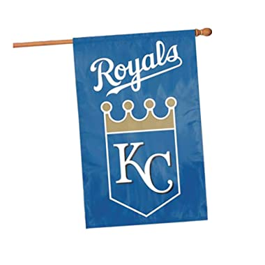 Kansas City Royals 28  x 44  House Banner Flag