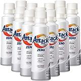 【ケース販売】アタック ZERO(ゼロ) 洗濯洗剤 液体 本体 610g×12個 (衣類よみがえる「ゼロ洗浄」へ)