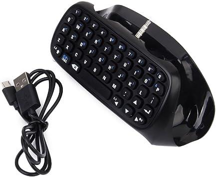 Negro Mini V3.0 Bluetooth Teclado Teclado Inalámbrico Para El ...